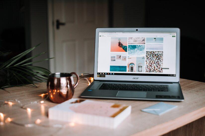Skillnad på blogg och webbsida