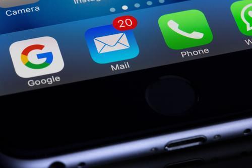 Marknadsför din nya hemsida med e-postmarknadsföring